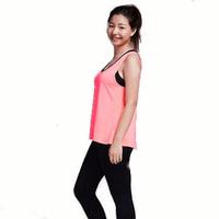 Summer Sexy Women Yoga Tank Top Fitness Sport Sleeveless Quick Dry Vest