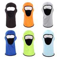 Full Face Mask Cover Hat Riding Outdoor Sport Motorcycle Head Neck Cap