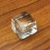 5Pcs 2.3cm Photography Shooting Prop Geometric Simulation Ice Grain Ice Acrylic Ice