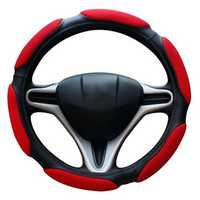 Car Nonslip Steering Wheels Cover Odorless Breathable Environmental Vinyl Sponge