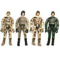 4Pc WPL Simulate Action Figure Soldier Doll 10cm Random Delivery RC Car Parts