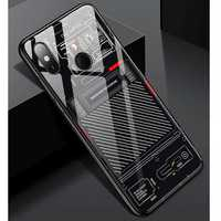 Bakeey Change Into Mi8 Explorer Edition Tempered Glass Protective Case For Xiaomi Mi8 SE 5.88 inch