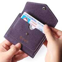 Women RFID Blocking Small Wallet