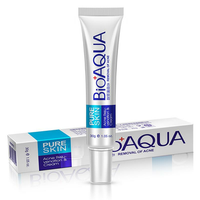 BIOAQUA Acne Treatment Cream Facial Scar Mark Lightning Oil Control Shrink Pores Moisturizer