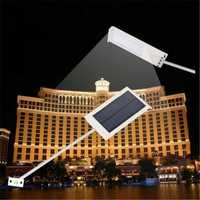 Waterproof Outdoor 24 LED Solar Power Street Lamp Garden Security Wall Light
