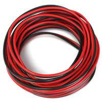 5M Speaker Cable Wire Vehicles Home Stereo HiFi Audio