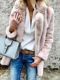 Women Pure Color Fleece Warm Thicken Winter Coats