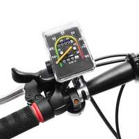 BIKIGHT Bike Bicycle Mechanical Speedometer Computer Retro Milemeter Vintage Cycling Odometer For Road Bike MTB
