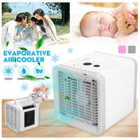Portable Cooler Cooling Fan Mini Air Conditioning Fan Water