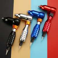 20000-30000rpm/min Professional Body Art L Shape Tattoo Pen