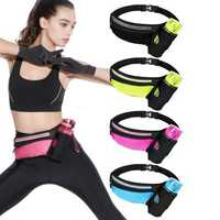 Univerdsal Outdoor Sport Waterproof Reflective Stripe Waist Bag for Samsung Xiaomi Cell Phone