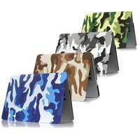 Camouflage Pattern PC Laptop Hard Case Cover Protective Shell For Apple MacBook Retina 12 Inch