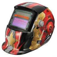 Solar Auto Darkening Welding Mask Helmet Tig Mask Grinding Mask