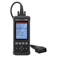 LAUNCH CR9081 OBD2 Code Reader Support TPMS Oil EPB DPF ABS SAS Reset Car Diagnostic Scanner