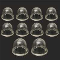 10pcs Carburetors Primer Bulbs for Homelite ECHO STIHL ZAMA