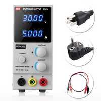 MCH-K305D 30V 5A 4 Digits DC Switching Power Supply Adjustable Regulator EU Plug/US Plug Upgrade Version