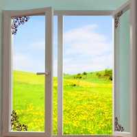 Showcase Glass Window Mirror Door Angle Background Decoration Removable Stickers Window Decals
