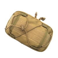 FAITH PRO 1000D Tactical Molle Waist Bags EDC Tool Belt Utility Admin Pouch Waist Pack