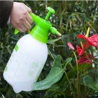 Pump Pressure Water Sprayer 1.5L Hand Held Garden Sprayer Bottle For Plant Weeds