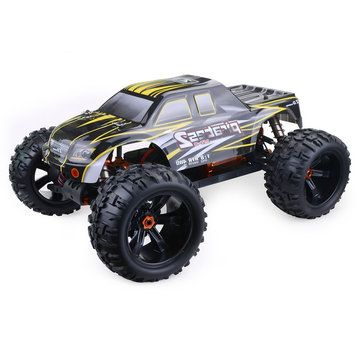 ZD Racing 9116 V3 1/8 4WD Brushless Electric Truck Metal Frame Brushless 100km/h RTR RC Car Without Battery