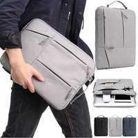 Portable 15 inch Laptop Sleeve Oxford Bag Protective Case Holder Laptop Bag