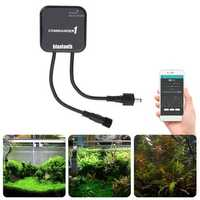 1-Way Commander bluetooth LED Light Dimmer Controller for Single Color Chihiros Aquarium Tank Lamp
