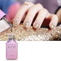 Diamond Shimmer Gel Nail