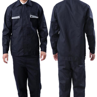 Maintenance Suits Work Clothing Bike Motorcycle Military Jacket Pant Uniform Racing Jersey Coat
