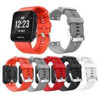 KALOAD Silicone Smart Watch Replacement Band Sports Bracelet Strap Belt For Garmin Forerunner 35 Smart Watch