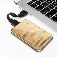 EAGET MS608 High Speed USB 3.0 External Solid State Drive Encryption SSD Hard Drive 120GB 256G 512G