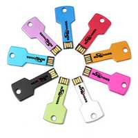 Bestrunner 4GB USB Metal Key Memory Flash Drive U Disk