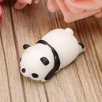 Panda Squishy Squeeze Cute Healing Toy Kawaii Collection Gift Decor Stress Reliever
