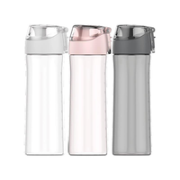 XIAOMI Fun Home 600mL Tritan Bike Cycling Water Bottle Leakproof Portable Outdoor Sports Running Bottle