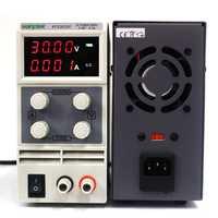 Wanptek KPS303DF 30V 3A 4 Display Digital Adjustable Switch DC Power Supply