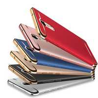 MOFI Luxury Plating Frame Splicing PC Hard Case For Xiaomi Redmi Note 4X/Redmi Note 4 Global Edition