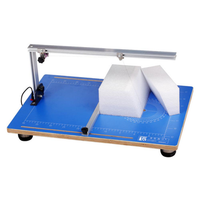 Foam Cutting Machine Board Hot Wire Cutter Thermocut Working Stand Table Tool Styrofoam Craft Cutter