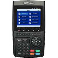 Satlink WS-6916 Digital Satellite Finder DVB-S/S2 High Definition MPEG-4 HD Meter with MPEG-2/MPEG-4 WS6916 Receiver