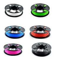 TEVO® 1KG 1.75mm PLA Filament for 3D Printer Black/White/Blue/Orange/Green/Pink/Red Multi-Color