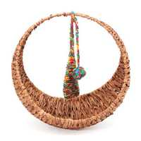 Rugged Creative Studio Photography Props Hand Woven Baskets for Newborn Baby