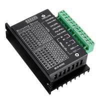 TB6600 Upgraded Stepper Motor Driver Controller for 4A 9~40V TTL 32 Micro-Step 2 or 4 Phase of 42/57 Stepper Motor 3D Printer CNC Part