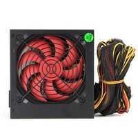 850W 120mm Fan ATX Computer Power Supply Desktop Active PFC Power Supply