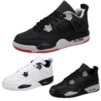 Fashion Men's Basketball Shoes Athletic Sneakers Sports Running Breathable