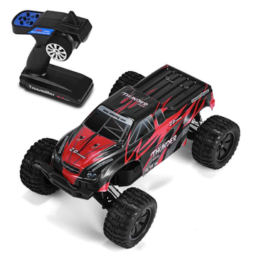 ZD Racing 9106 S 1/10 Thunder 2.4G 4WD Brushless 70KM/h Racing RC Car Monster Truck RTR Toys
