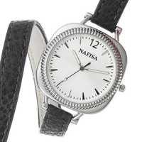 NAFISA Elegant Women Quartz Watch Fashion Strap Gift Watch Casual Ladies Dress Bracelet Watch