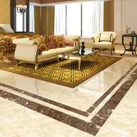 Plated Marble Pattern DIY Tile Sticker High-end Floor Tile Decorative Line Stickers Flooring Tile Wall Sticker PVC Wall Sticker Bathroom Waterproof Self adhesive Wallpaper Kitchen Mosaic Tile Stickers