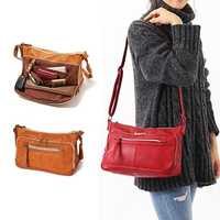 Brenice Women Multi-functional Fashion Casual Sling Bag Shoulder Crossbody Bag