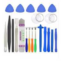 21 in 1 Repair Tools Set For Mobile Phone Disassemble Mini Screwdriver Bits Hand Tool Kit For Iphone X8 Plus For Samsung S9+