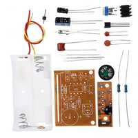 DIY Touch Vibration Alarm Kit Electronic Training Teaching