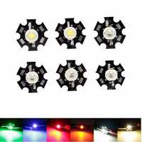 High Power LED PCB Bulb Beads Chips Car Indoor Reading Lamp Aquarium Heat Sink