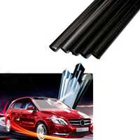 3mx50cm Car Auto Home Window Glass Tint Film Tinting LVT ULTRA LIMO Dark Black
